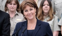 B.C. Premier Christy Clark is focused on LNG. | Photo courtesy of Government of British Columbia