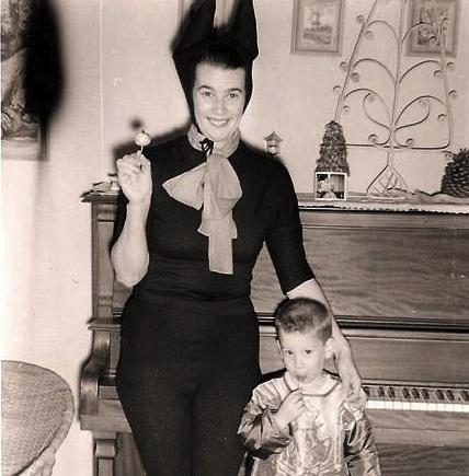 Halloween 1964 par Robert Couse-Baker
