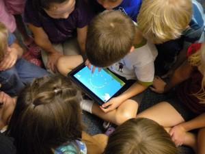 L'univers numérique dès l'enfance