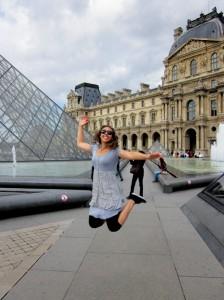 Laurie, une canadienne à Paris