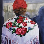 Une peinture de Deanna Fogstrom.