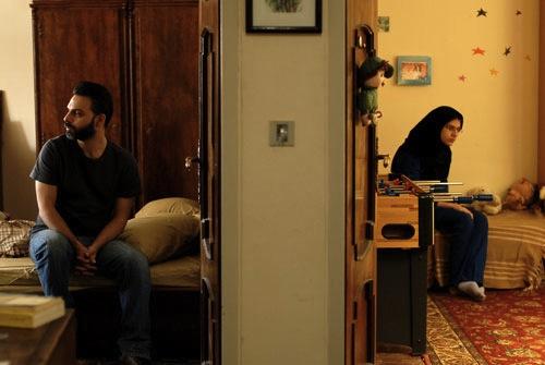 Peyman Moadi joue Nader et Leila Hatami joue Simin dans Une Séparation