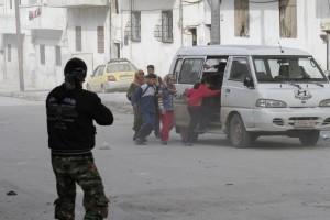 L'enfer vécu par la population syrienne