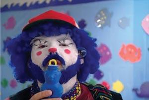 Je clowne pour toâ.