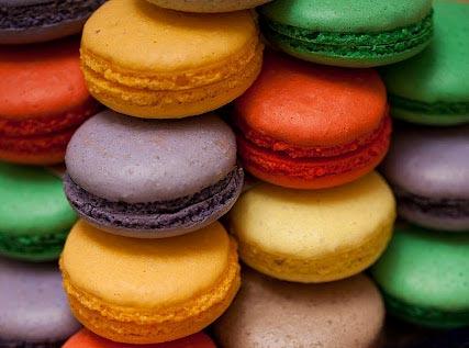 Pour célébrer la francophonie, recevez le 20 mars un macaron gratuit de la boulangerie French Made Baking. - Photo par Waleed Alzuhair, FLickr