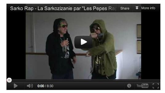 Sarko rap