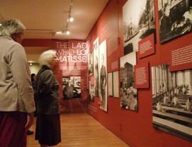 L'exposition est visible jusqu'au 30 septembre. Photo par Julie Hauville.