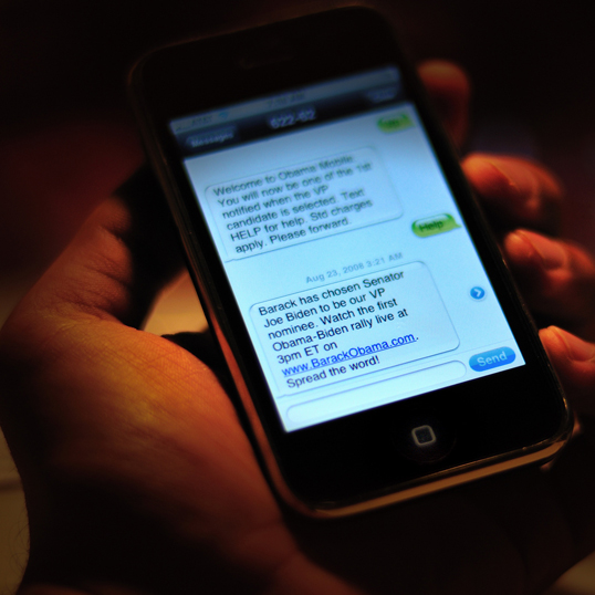 Social media is now a big part of American politics | Photo by Cazimira, Flickr