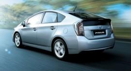 Toyota Prius - Photo par Toyota Canada.