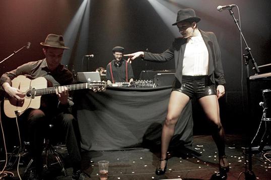 Photo per Electro Vaudeville Festival