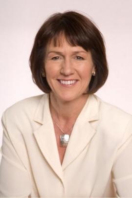 Joyce Murray, candidate à la course au leadership du PLC   Photo par Dirk Brinkman, Flickr