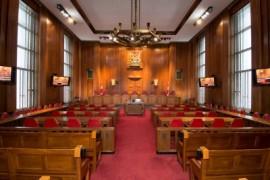 Court suprême de C.-B. | Photo par Philippe Landreville