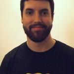 Matt Kump, un des organisateurs de la Trade School Vancouver | Photo par Coralie Tripier