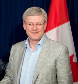 Stephen Harper, Premier Ministre | Photo par La Moncloa Gobierno de Espana, Flickr