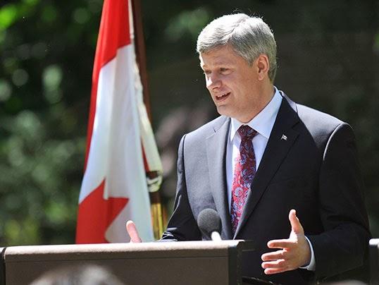 Stephen Harper prévoit un remaniement ministériel. | Photo par Prime Minister's Office (United Kingdom), Flickr