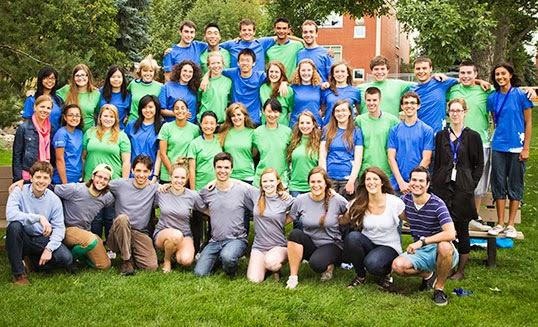 Les jeunes du forum bilingue 2012
