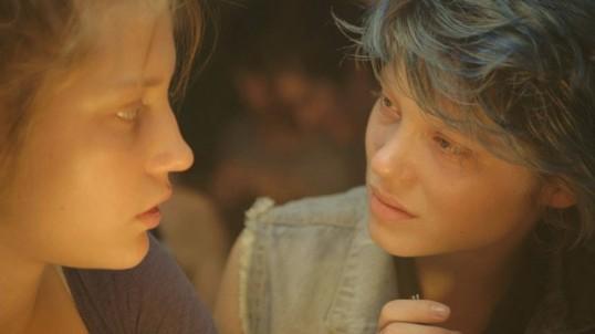 Léa Seydoux et Adèle Exarchopoulos dans La Vie d'Adèle Chapitres 1&2.   Photo de VIFF