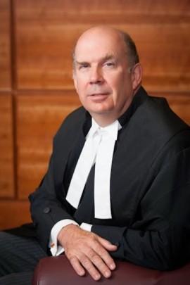 Marc Nadon, nouveau juge à la Cour suprême du Canada. | Photo de Cour suprême du Canada
