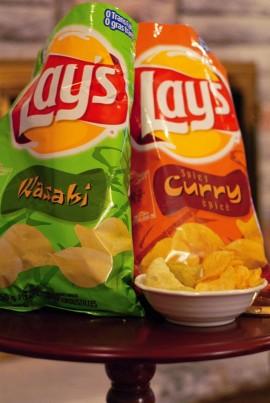 Découverte de l'univers des chips au Canada. | Photo par smaku, Flickr
