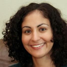 Sarah Hamid-Balma, Directrice de la promotion de la santé mentale. | Photo par Sarah Hamid-Balma