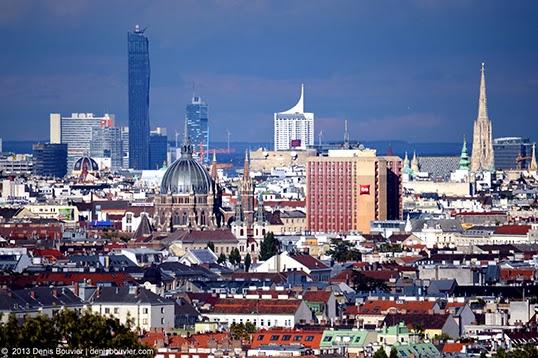 Vienne, la meilleure ville au monde. | Photo par Denis Bouvier
