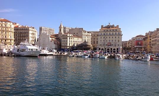 Le port de Marseille | lPhoto par Pascal