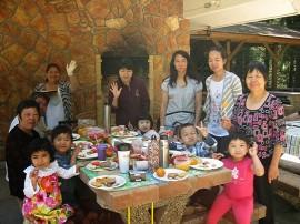 Repas organisé par Kiwassa lors de leurs programmes alimentaires et communautaires. | Photo de Kiwassa Neighbourhood House