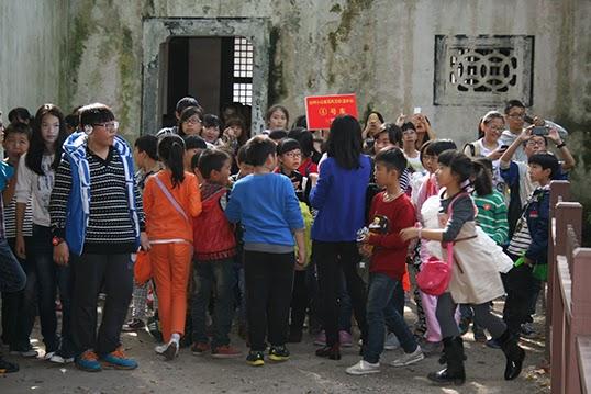 Les éléves de l'Université de Jinhua ont permis à Catherine Evans de revoir ses méthodes d'enseignement. | Photo par Catherine Evans