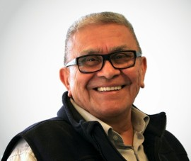 Robert Joseph, Chef de la Première nation Gwawaenuk. Photo de Reconciliation Canada