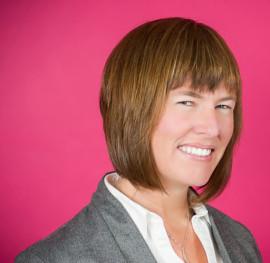 Dara Parker, directrice du centre Qmunity. Photo de Dara Parker
