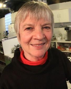 Hélène Daniels, francophile convaincue à Port Moody. | Photo de Hélène Daniels