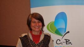 France-Emmanuelle Joly, ancienne Directrice générale de la FFCB. | Photo par FFBC