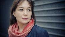 Laura Alcoba, auteure du Bleu des abeilles.