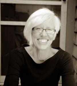 Margi Preus, l'auteure américaine de West of the Moon.