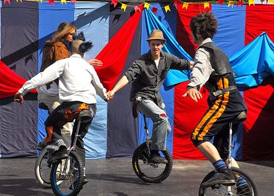 Photo par François Rivard, Cirque du Soleil