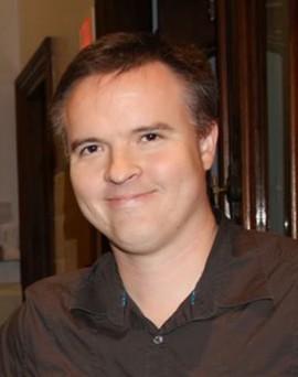 Derrick O'Keefe, chroniqueur à  La Source  et co-foundateur anglophone de  Ricochet Media. | Photo par Ricochet Media