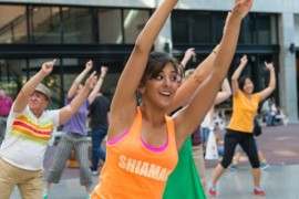 Bollywood Grooves au Indian Summer Fest. Photo de Indian Summer Fest
