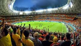 Coupe du monde 2014, première phase : Pays-Bas 5, Espagne 1. | Photo par Crystian Cruz