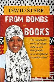 From Bombs to Books par David Starr