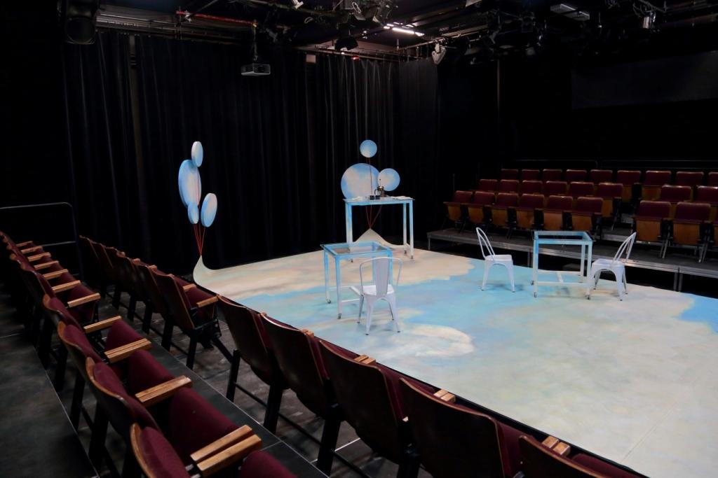 De nouvelles perspectives pour le Studio 16.|Photo par Thomas Lehout