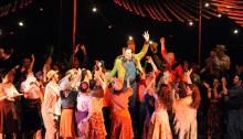 Une scéne de l'Opéra Carmen | Photo par Gary Beechey, de Canadian Opera Company