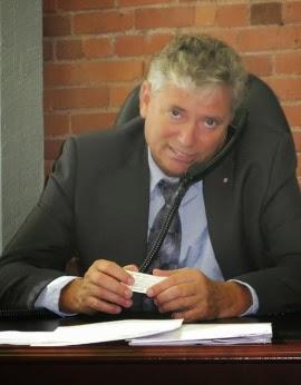 Christian Francey, directeur général  de la Société francophone de Victoria. | Photos de Société Francophone de Victoria