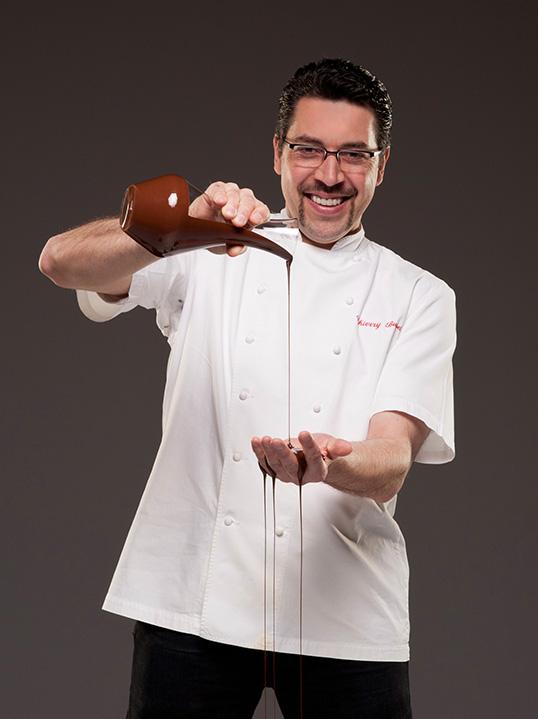 Le chef Thierry Busset. | Photo par Johnathon Vaughn Strebly