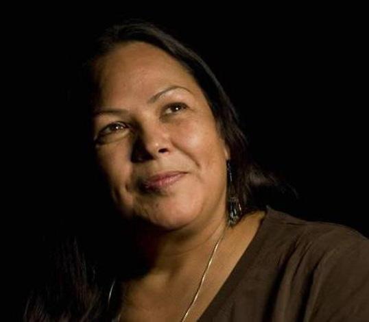La conteuse, dramaturge et cinéaste Rosemary Georgeson. | Photo de Urbanink