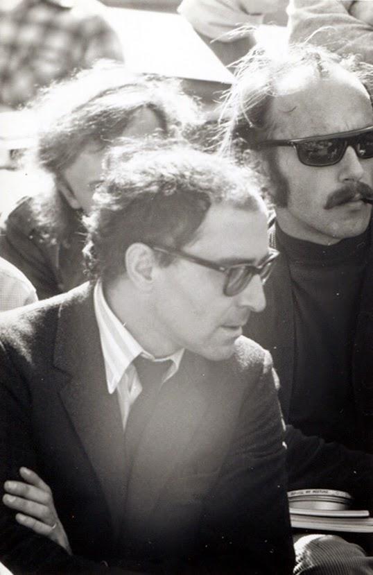 Jean-Luc Godard.