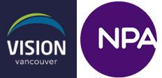 Logo des deux principaux partis municipaux.