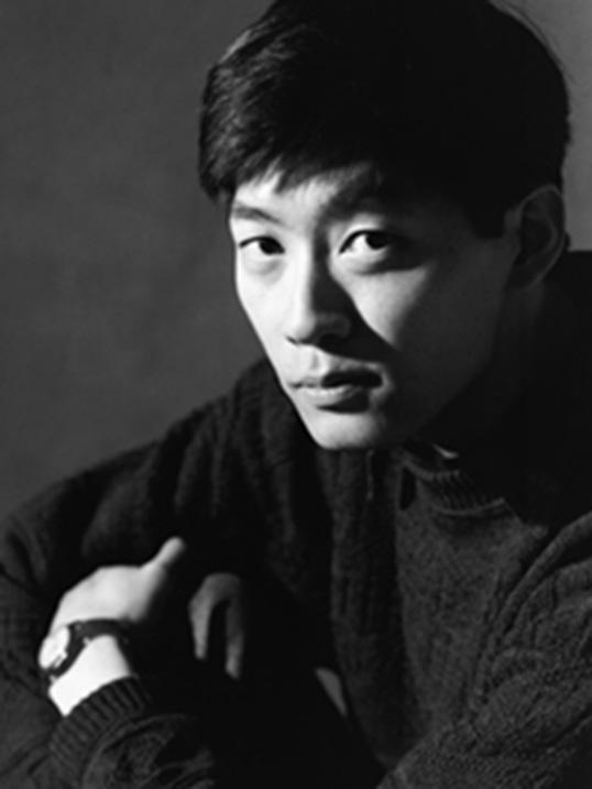 Ook Chung, auteur de La Trilogie coréenne.