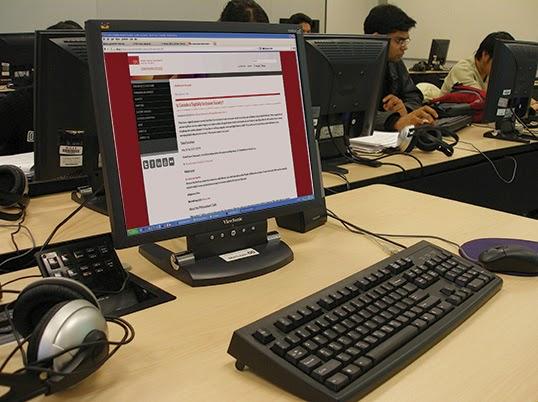 Tous les Canadiens n'ont pas le même accès aux outils informatiques. | Photo par Dennis S. Hurd