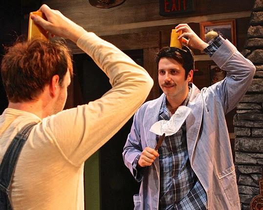 John Vogt avait remporté le prix Jessie Richardson en 2013 pour son interprétation de Charlie dans The Foreigner. Il récompense la réussite dans le théâtre professionnel de Vancouver. | Photo par Emily Cooper