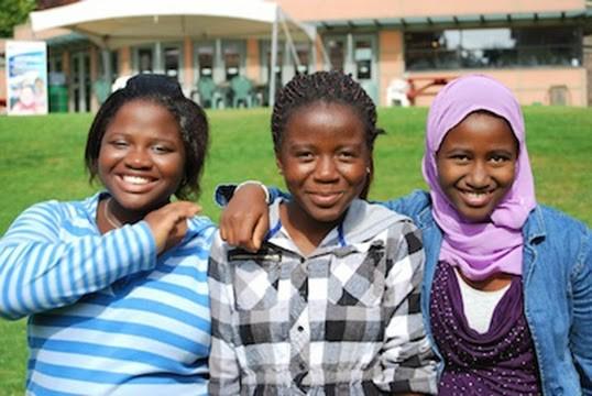 Des élèves du CSF. | Photo de CSF
